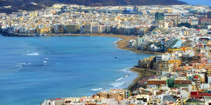 Certificado Energético de Piso cerca de la Playa de Las Canteras, Las Palmas de Gran Canaria