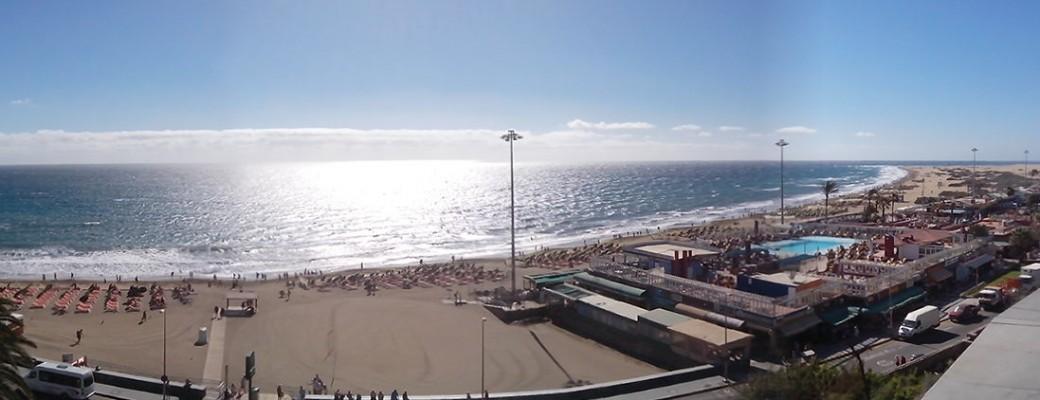 Playa del Inglés, San Bartolomé de Tirajana, Gran Canaria