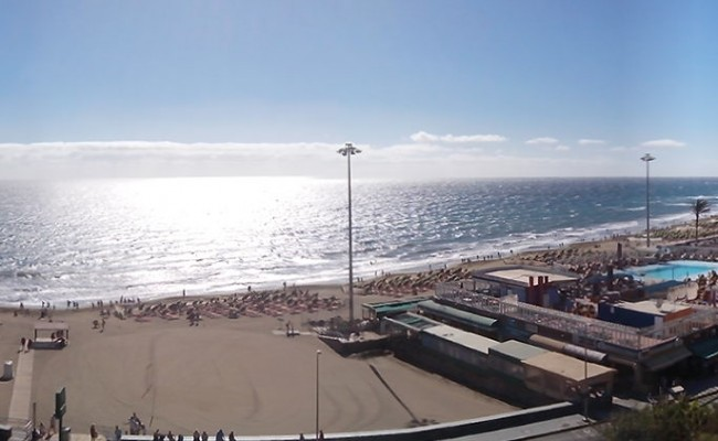 Certificado Energético de complejo de apartamentos en Playa del Inglés, San Bartolomé de Tirajana, Gran Canaria, Las Palmas