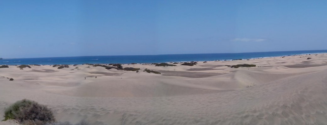 Playa del Inglés, San Bartolome de Tirajana, Gran Canaria, Canarias